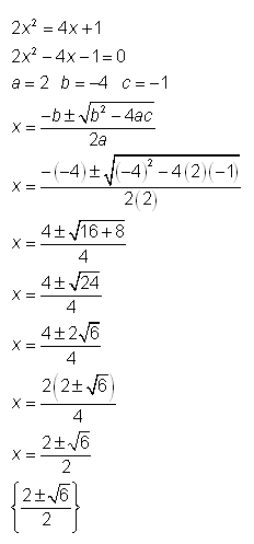 Worksheets Solving Using The Quadratic Formula Worksheet solving using the quadratic formula worksheet abitlikethis equations by sas homework help on expression